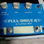 パンドラの箱|Fulltone FULL-DRIVE2にアダプタを差してみた
