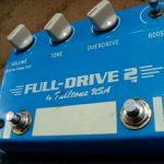 骨太ブルー|FULLTONE FULL-DRIVE2