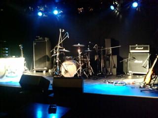 ステージも広い