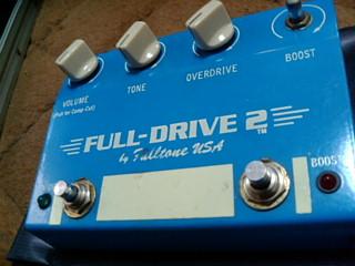FULLTONE FULL-DRIVE2
