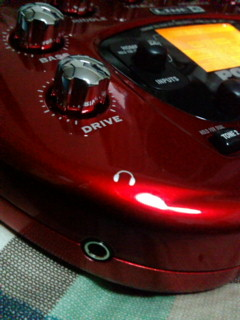 Line6 POD X3 ヘッドフォン