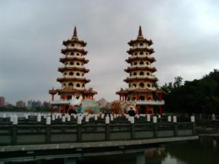 台湾へ行ってきました